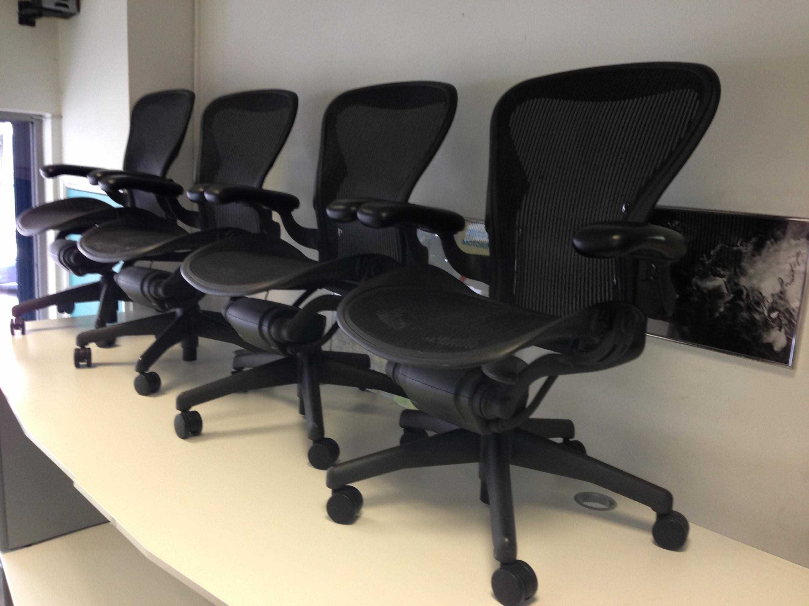 sell your aeron chair to a reputed company for a hassle